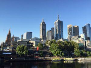 Frank Boer , Melbourne Skyline