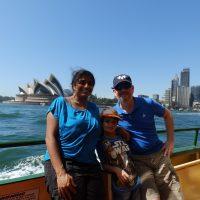 Jeroen en Laila als Permanent Residents in Australië na jaren in Zuid Afrika en Nederland