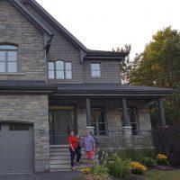We hebben alle routines compleet moeten omgooien – Yves en Claire in Ontario, Canada